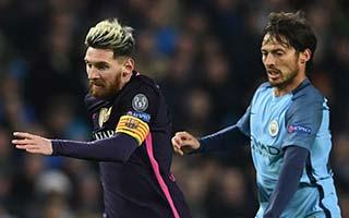 Manchester City vs Barcelona