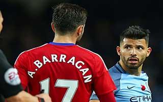 Manchester City vs Middlesbrough