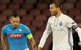 Napoli vs Dynamo Kyiv