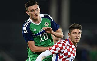 Northern Ireland vs Croatia