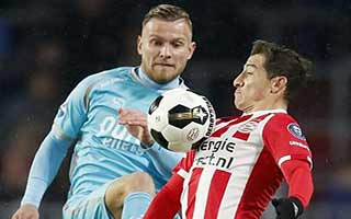PSV Eindhoven vs Twente