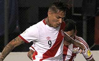 Paraguay vs Peru
