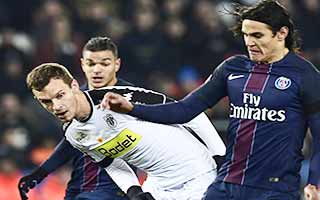 Paris Saint-Germain vs Angers