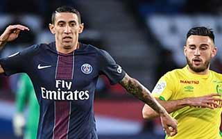 Paris Saint-Germain vs Nantes