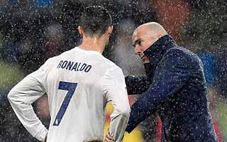 Real Madrid vs Sporting Gijon