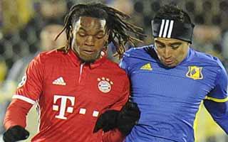 Rostov vs Bayern Munich