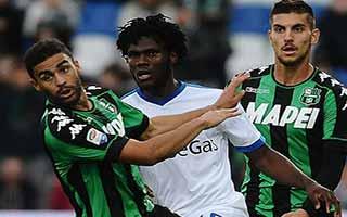 Sassuolo vs Atalanta