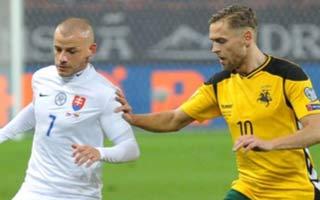Slovakia vs Lithuania