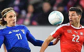 Switzerland vs Faroe Islands