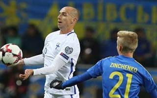 Ukraine vs Finland