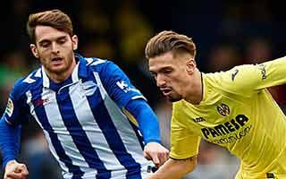 Villarreal vs Alaves