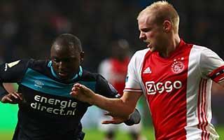 Ajax vs PSV Eindhoven
