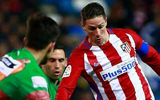Atletico Madrid vs Guijuelo