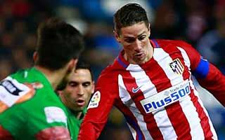 Atletico Madrid vs Guijuelo