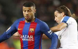 Barcelona vs Hercules