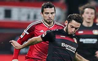 Bayer Leverkusen vs Ingolstadt