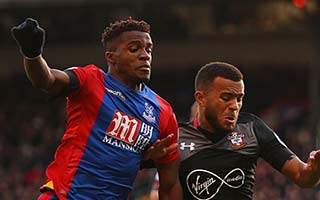 Crystal Palace vs Southampton