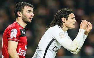 Guingamp vs Paris Saint-Germain