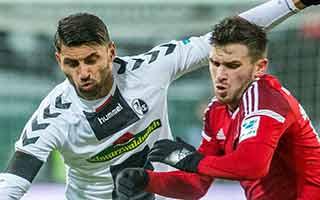 Ingolstadt vs Freiburg