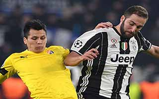 Juventus vs Dinamo Zagreb