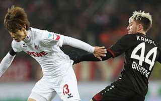 Koln vs Bayer Leverkusen