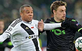 Legia Warszawa vs Sporting CP