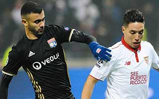 Lyon vs Sevilla