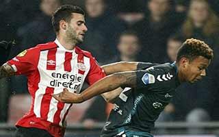 PSV Eindhoven vs Go Ahead Eagles