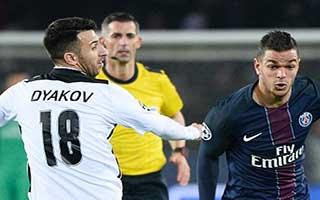 Paris Saint-Germain vs Ludogorets