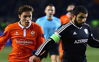 Qarabag FK vs Fiorentina