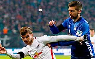 RasenBallsport Leipzig vs Schalke