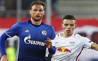 Salzburg vs Schalke