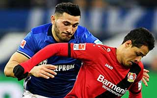 Schalke vs Bayer Leverkusen