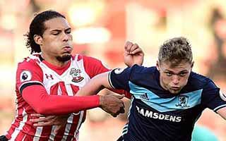 Southampton vs Middlesbrough