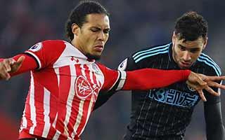 Southampton vs West Bromwich Albion