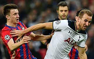 Tottenham Hotspur vs CSKA Moscow
