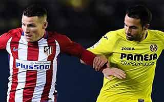 Villarreal vs Atletico Madrid