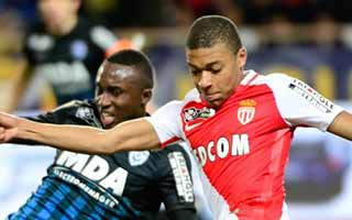 AS Monaco vs Nancy