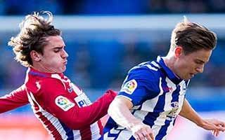 Alaves vs Atletico Madrid
