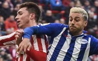 Athletic Bilbao vs Alaves