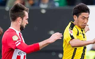 Borussia Dortmund vs PSV Eindhoven