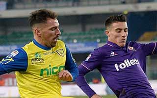 Chievo vs Fiorentina