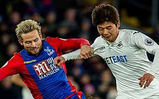 Crystal Palace vs Swansea City
