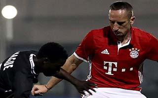 Eupen vs Bayern Munich