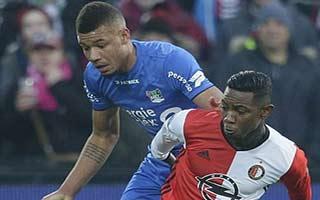 Feyenoord vs NEC Nijmegen