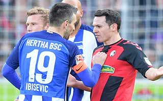 Freiburg vs Hertha Berlin