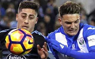 Leganes vs Celta Vigo