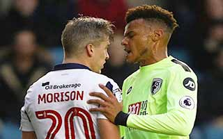 Millwall vs AFC Bournemouth