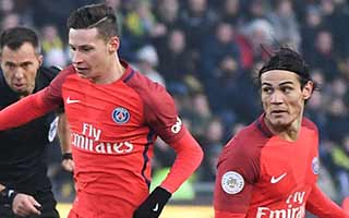 Nantes vs Paris Saint-Germain