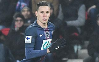 Paris Saint-Germain vs Bastia